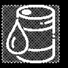 Масло лампадное в металлических бочках 170кг