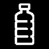 Масло лампадное в пластиковых бутылках 1,0л